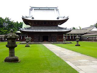国宝瑞龍寺