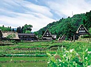 世界文化遺産五箇山合掌造り集落
